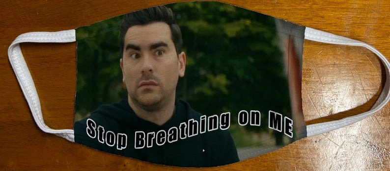 Stop-Breathing-on-Me-David-Rose-Face-Mask