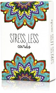 Stress Less Cards - 50 Mindfulness & Meditation Exercises