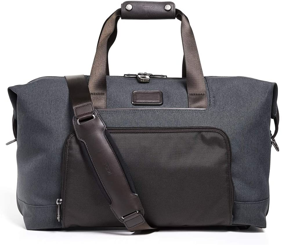 Tumi Alpha 3 Double Expansion Travel Duffle Bag; best weekender bags