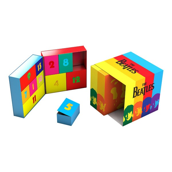 The Beatles Advent Calendar for Adults