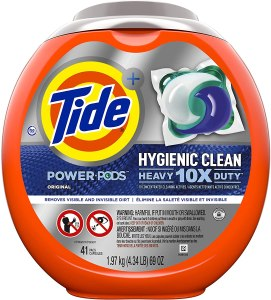 Tide Hygienic Clean, best laundry pods