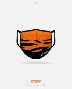 tiger face mask, face masks for running