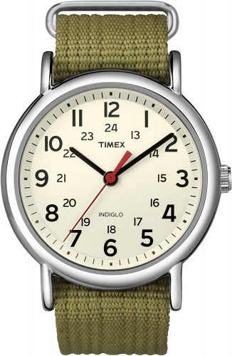 Timex Weekender 38mm Watch, best Timex men's watch