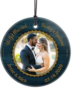 personalized christmas ornaments trend setters