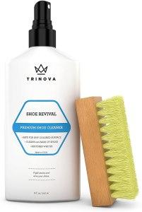 best shoe cleaner - TriNova Shoe Cleaner Kit