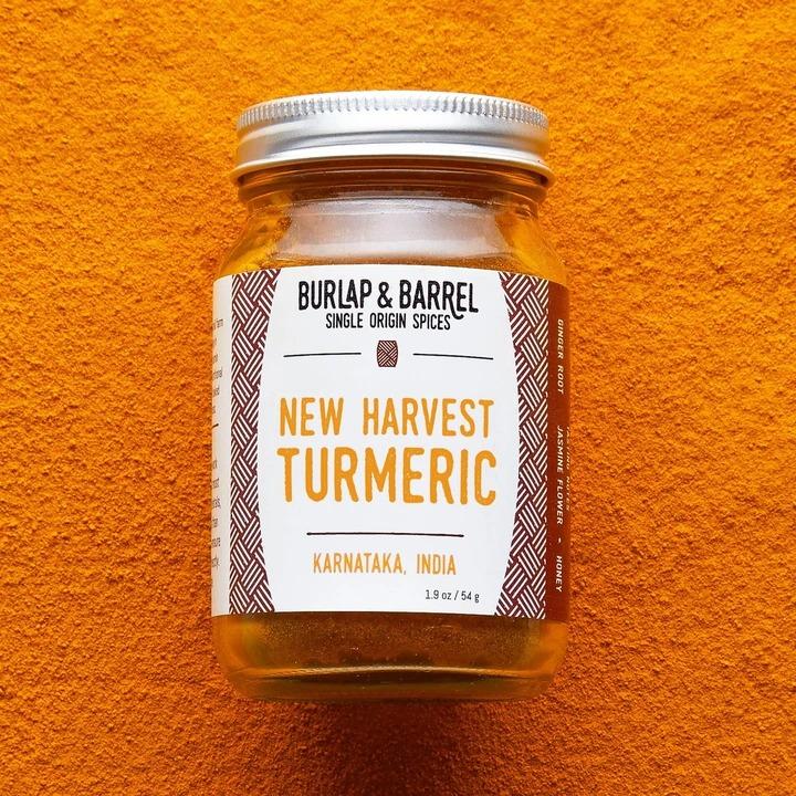 New Harvest Turmeric