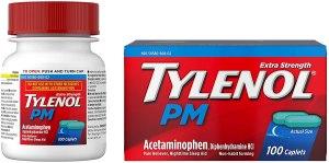 Tylenol PM sleep aid, best over the counter sleep aid