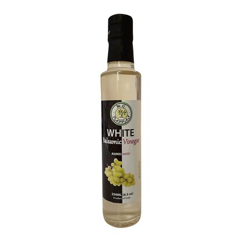 M.G. PAPPAS White Balsamic Vinegar