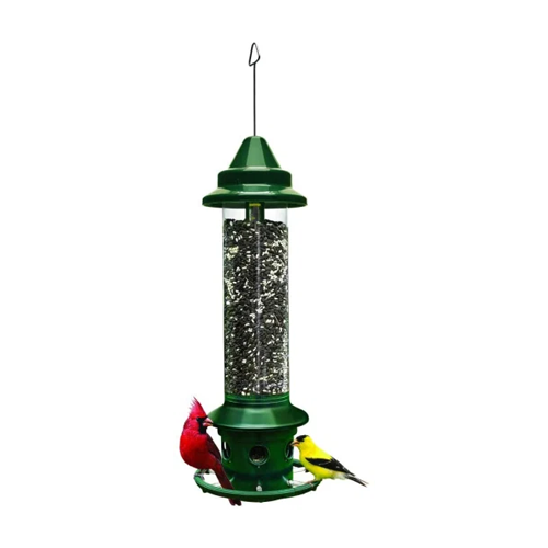 best bird feeders - Brome Squirrel Buster Plus Squirrel-proof Bird Feeder