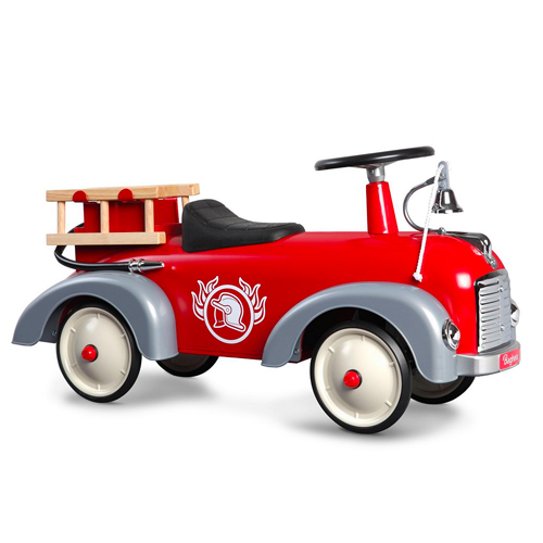 ride-on fire truck