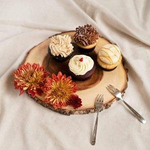 thanksgiving decor dining table holiday centerpieces villa acacia platter