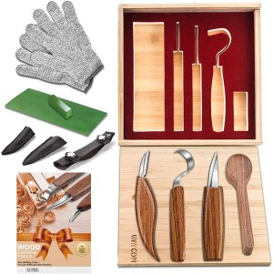 whittling kit waycom