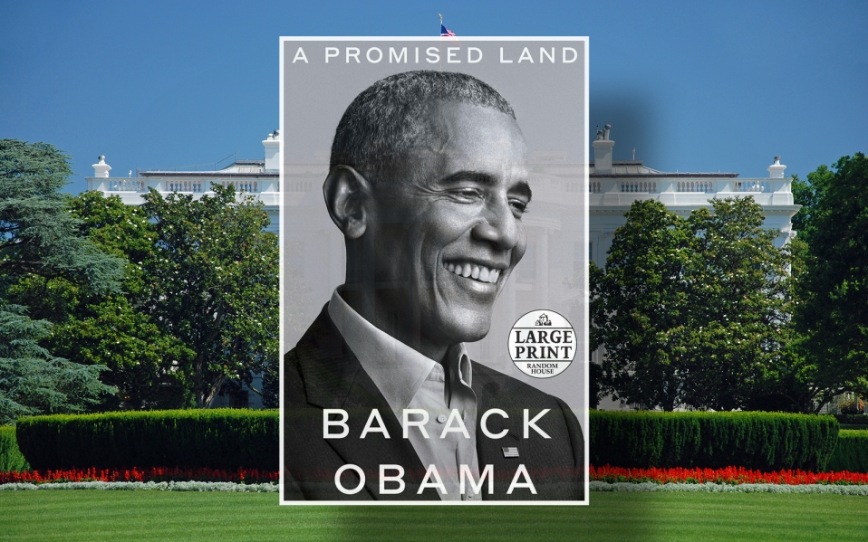 a promised and by barack obama