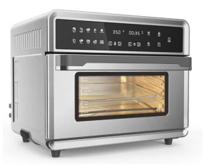 home depot black friday sale- ARIA Touchscreen Air Fryer Toaster Oven