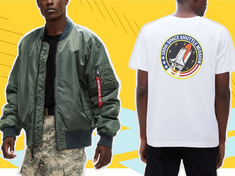 The Military Contractor Setting Trends in the Men's Fashion World
