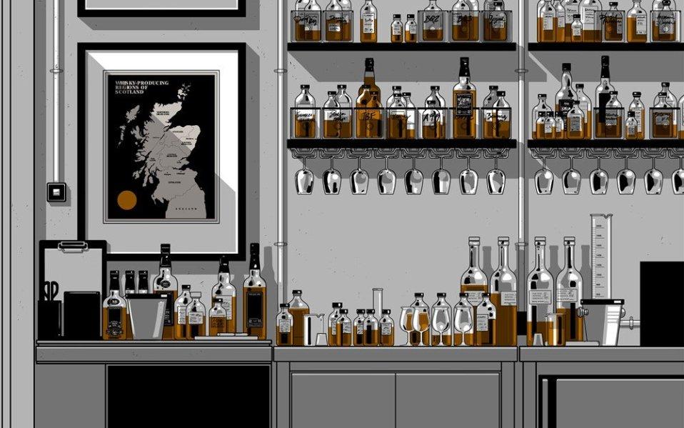 bartender book