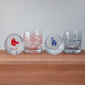 baseball park glasses, best gifts for sports fans