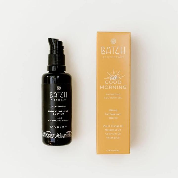 Batch Apothecary Good Morning Body Oil