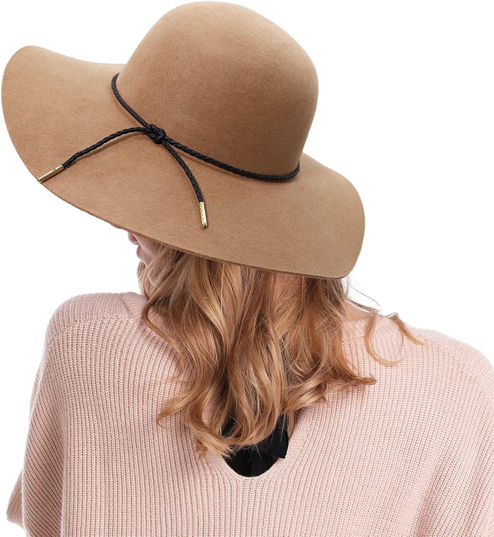 beinvenur-wool-floppy-hat