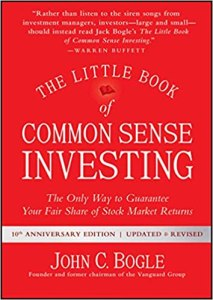 "best investing books ""The Little Book of Common Sense Investing"""