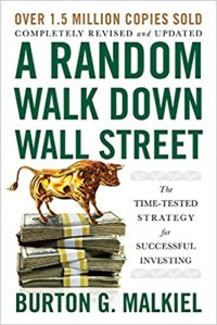 "best investing books - ""A Random Walk Down Wall Street"""