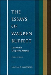best investing books The Essays of Warren Buffett: Lessons for Corporate America, Fifth Edition