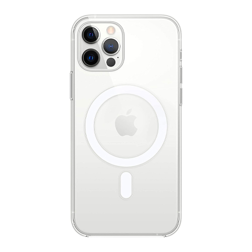 apple clear case for iphone 12