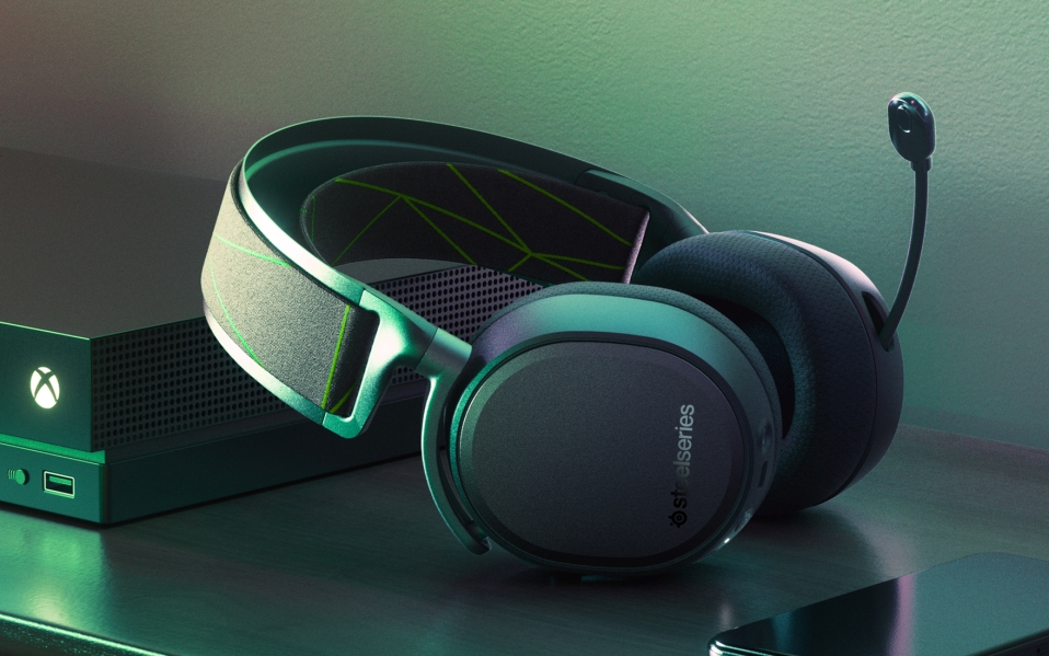 best gaming headsets for xbox, steelseries