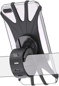 bike phone mount, spin bike accessories