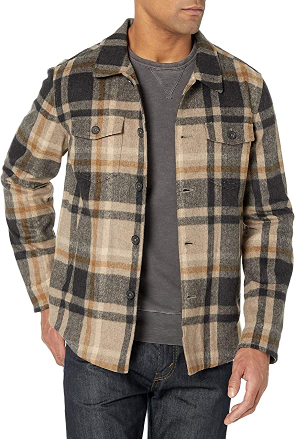 billy reid shirt jacket