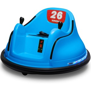 Kidzone DIY Race #00-99 6V Bumper Car