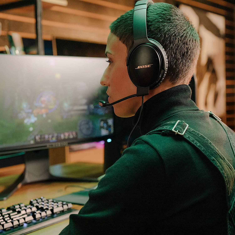 bose quiet comfort 35 gaming headset reviews