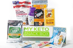 keto snack box, snack subscription box, best snack subscription boxes