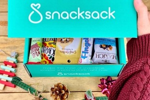 Classic snacksack subscription box, best snack subscription box