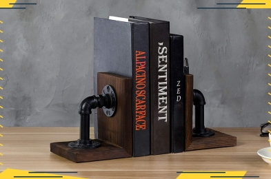 cool-bookends