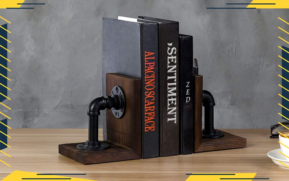 best cool bookends