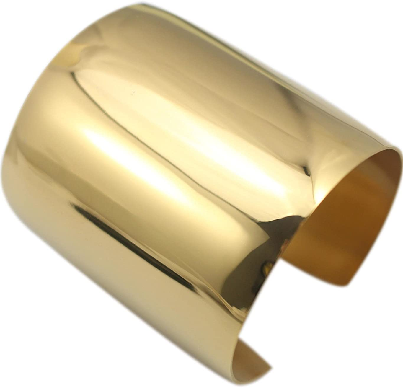 couya-stainless-steel-smooth-gold-tone-cuff