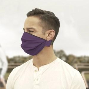 Desert Violet wise guise mask, face masks for running
