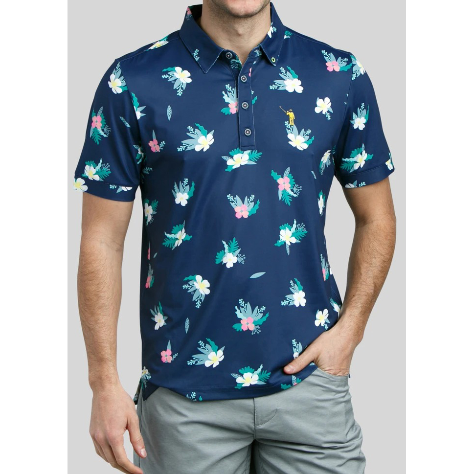 William Murray Golf Dog Will Hunt Polo, best golf shirts for men