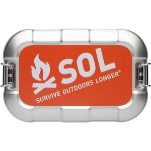 S.O.L. Survive Outdoors Longer Kit