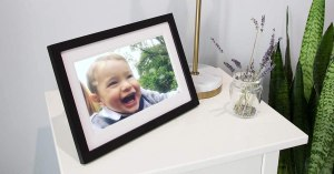 skylight digital picture frame, gifts for grandparents