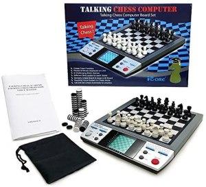 ICORE electronic chess set, best chess sets