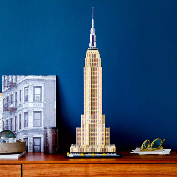 empire state building legos, best lego set for adults
