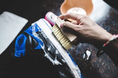 keep your kicks in tip top shape with the best shoe cleaners