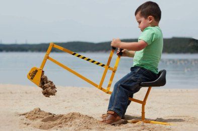 encourage outdoor play with these kids toys for the backyard
