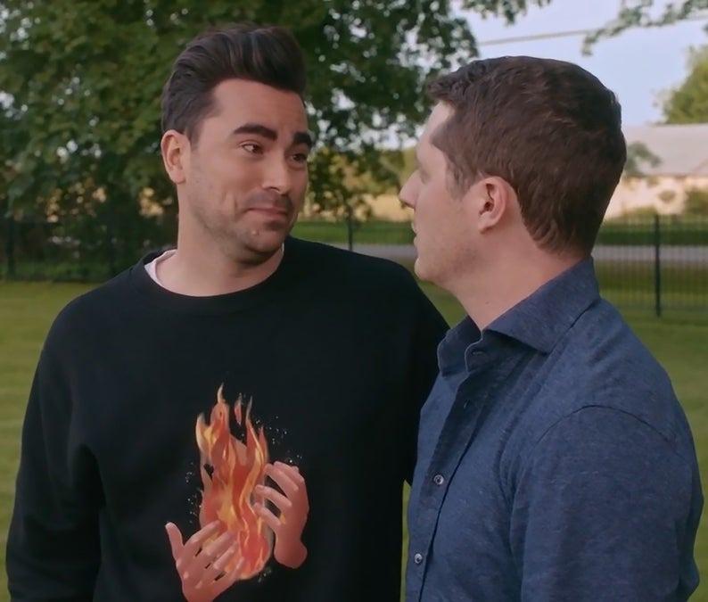 fire-hands-david-rose-sweatshirt