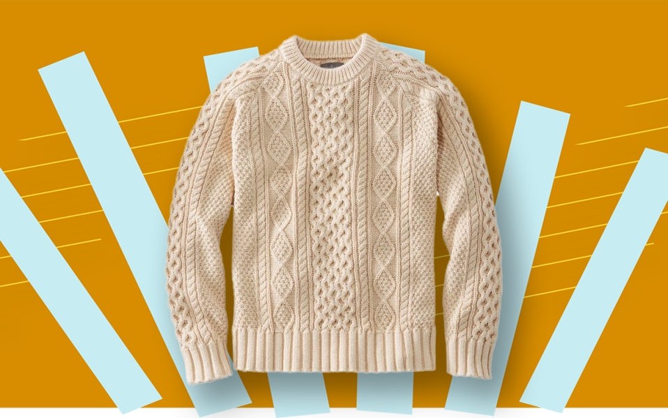 fishermans sweaters for men