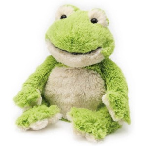 Warmies Microwavable French Lavender Scented Plush Frog