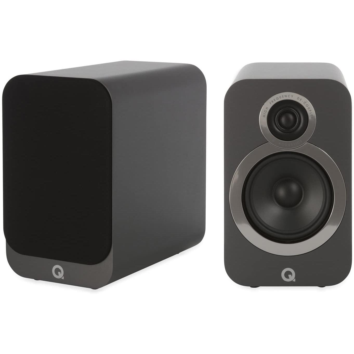 Q Acoustics 3020i Bookshelf Speakers