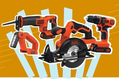 BLACK+DECKER 20V MAX Cordless Drill Combo Kit